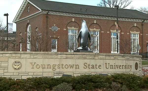 Youngstown State University in Youngstown, Ohio_132796