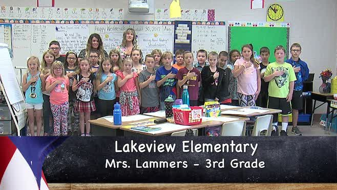 Lakeview Elementary – Mrs. Lammers - 3rd Grade_136505