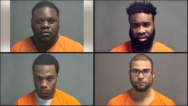 Men charged with trying to cash bogus checks in Poland Township_139039