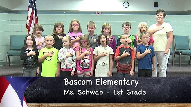 Bascom Elementary - Ms. Schwab - 1st Grade_138265
