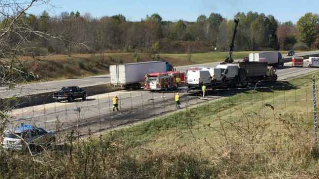 Ohio Turnpike reopens following deadly crash between 2 semi tractor