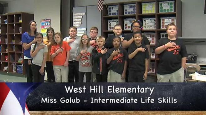 West Hill Elementary - Miss Golub - Intermediate Life Skills_148126