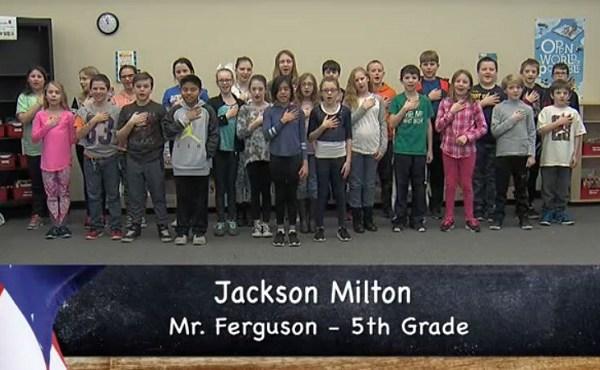 Jackson Milton Elementary - Mr. Ferguson - 5th Grade_153721