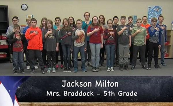 Jackson Milton Elementary - Mrs. Braddock - 5th Grade_153722