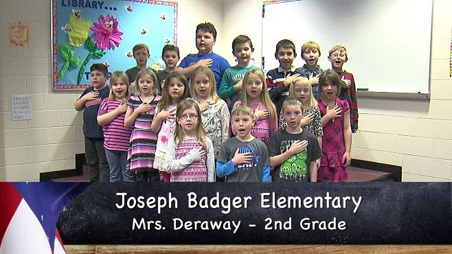 Joseph Badger - Mrs. Deraway - 2nd Grade_154723