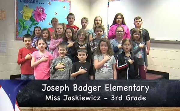 Joseph Badger - Mrs. Jaskiewicz - 3rd Grade_154721
