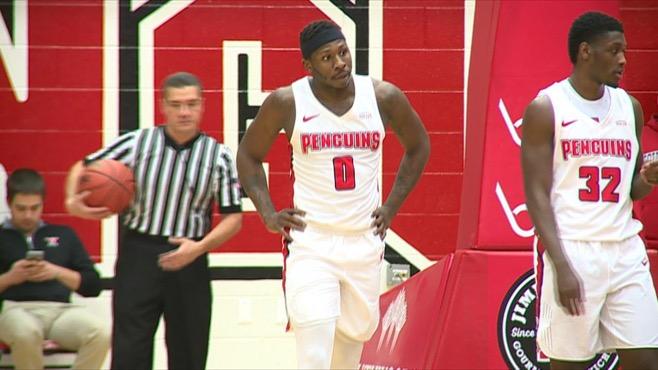 Tyree Robinson_ YSU Men's Basketball_152284