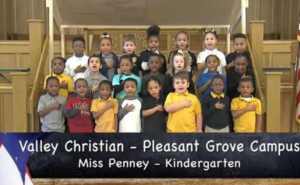 Valley Christian Pleasant Grove Campus - Miss Penney - Kindergarten_157718