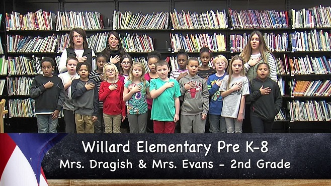 Willard Pre K-8 - Mrs. Dragish_Mrs. Evans - 2nd Grade_155651