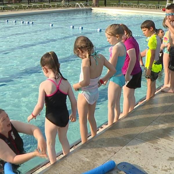 safe swimming practices