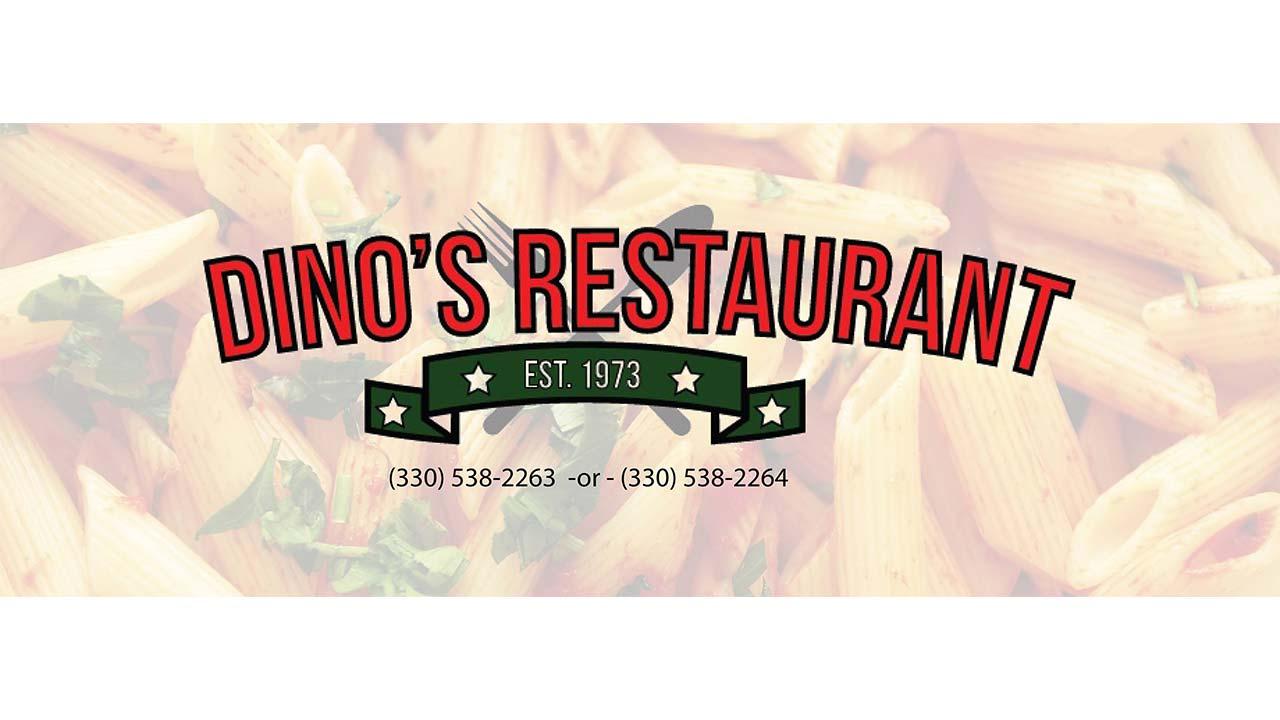 Dino's Restaurant logo