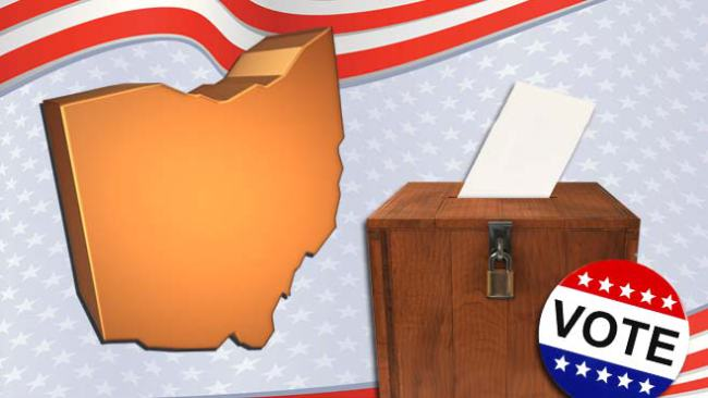Generic Ohio Election-873777806