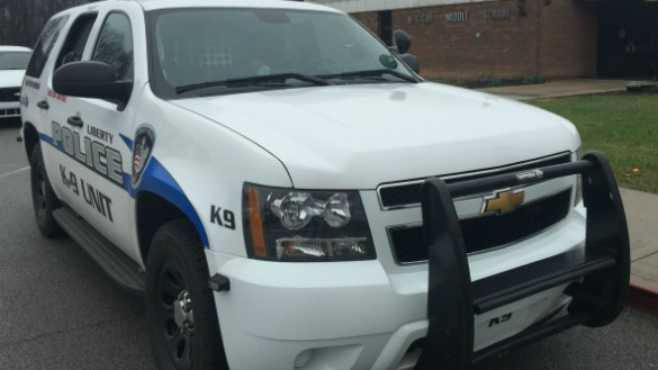 Liberty police k9 generic