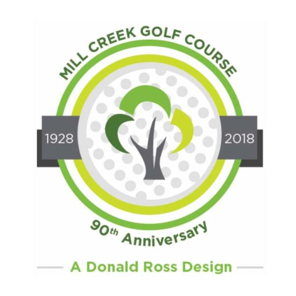 Mill Creek Golf Course logo
