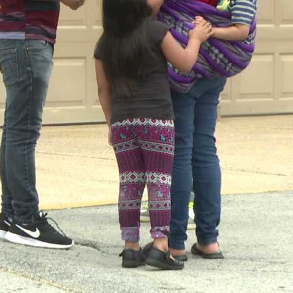 Guatemalan immigrants receiving help from St. Paul Catholic Church in Salem