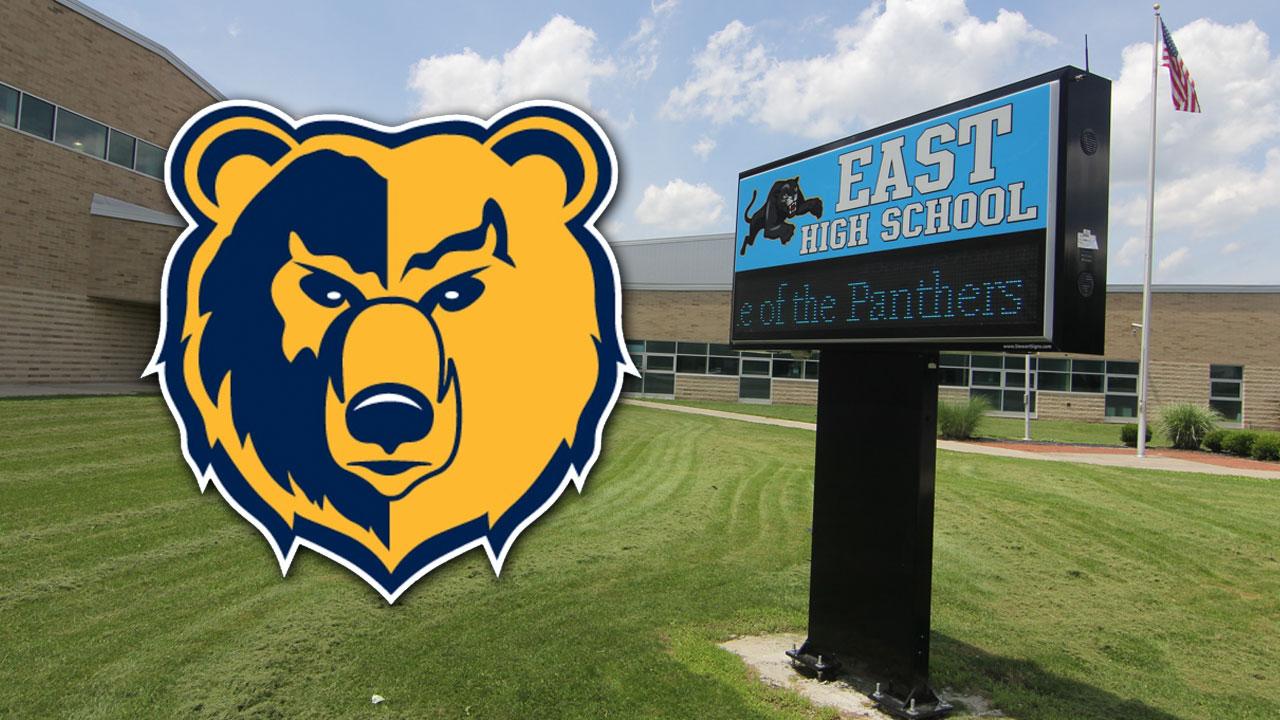 East High School Golden Bears-873777806