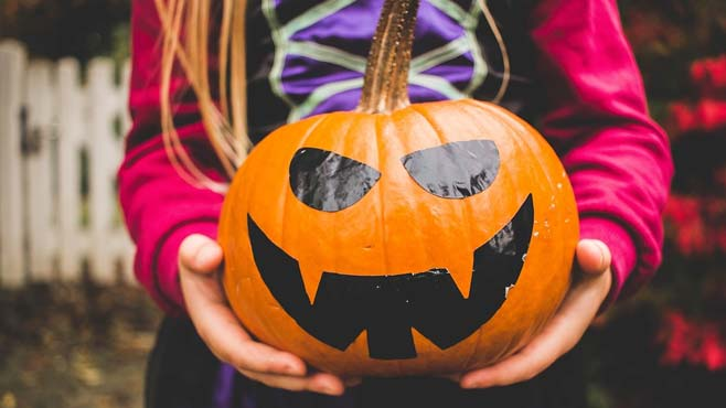 Halloween Trick or Treat times 2018