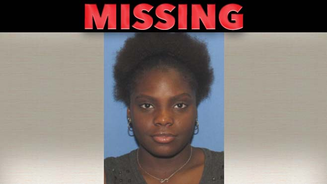 Olivia Marie Latrell Oliver, missing person
