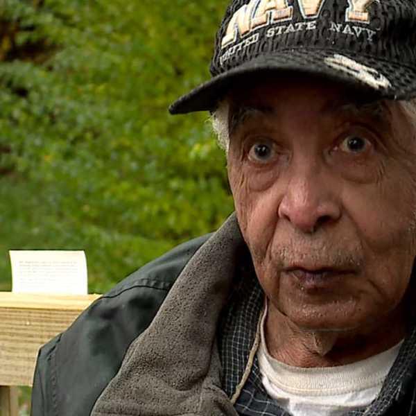 Robert Lincoln World War II veteran