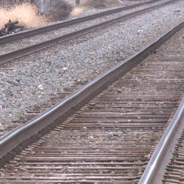 East Liverpool railroad tracks