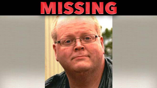 Ronald Reese, reported missing from Champion