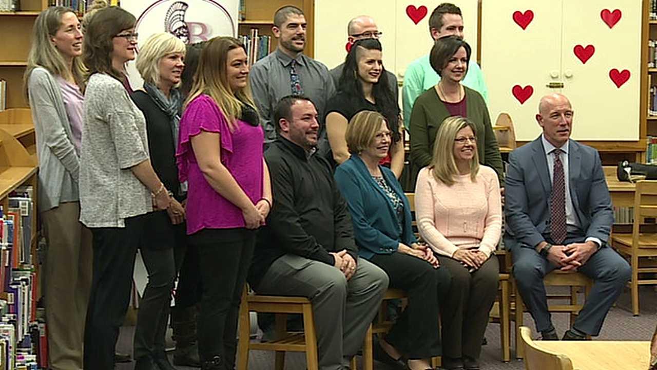 Seven Boardman teachers receive mini-grants