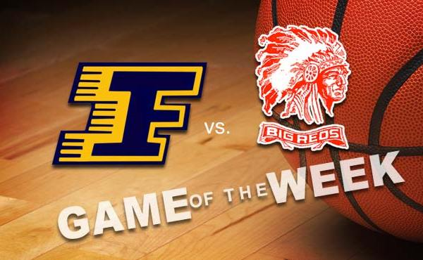 Farrell Steelers vs. West Middlesex Big Reds High School Basketball Game of the Week