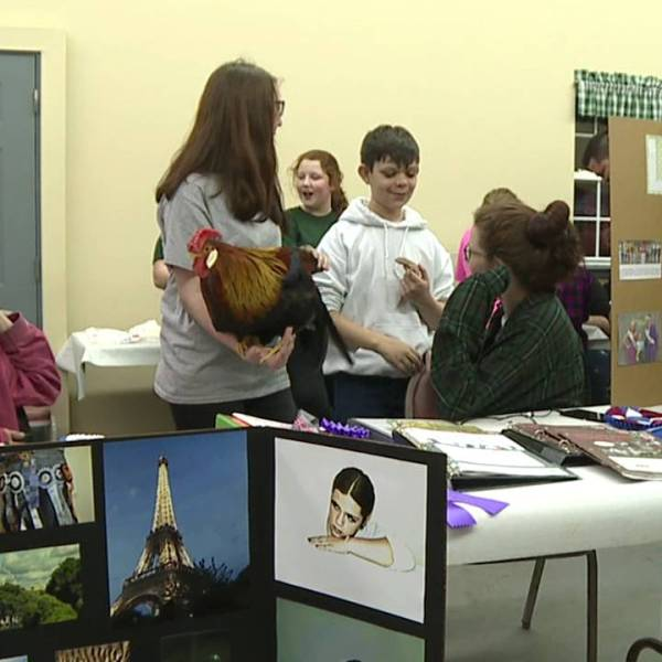 4-H Mahoning County open house