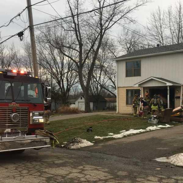 Girard house fire, Ohio Avenue