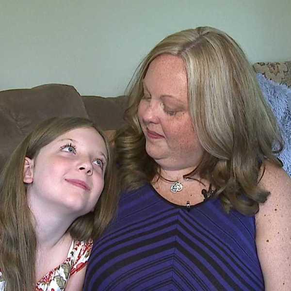 Clara and Rohnda McCloskey spread awareness about PANDAS