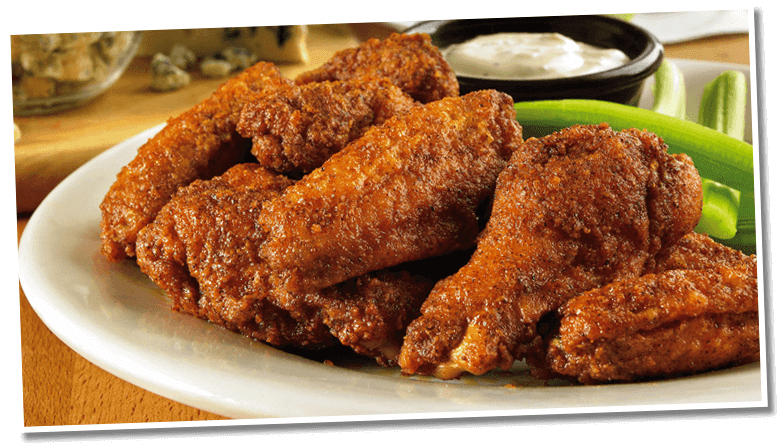 Outback Steakhouse Wings
