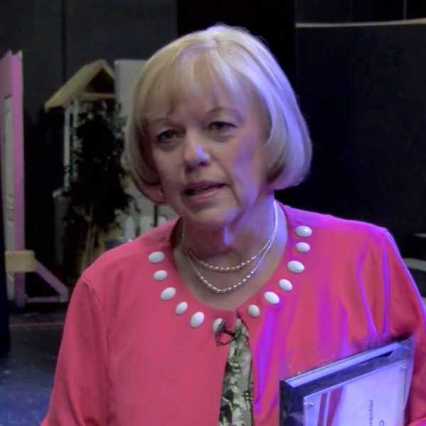Carol Killian, Hubbard High School drama club advisor