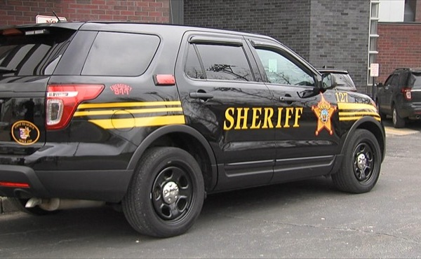 Mahoning County Sheriff's Office car generic