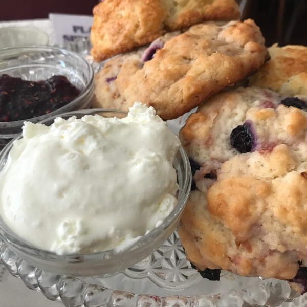Piccadilly Parlour Scone