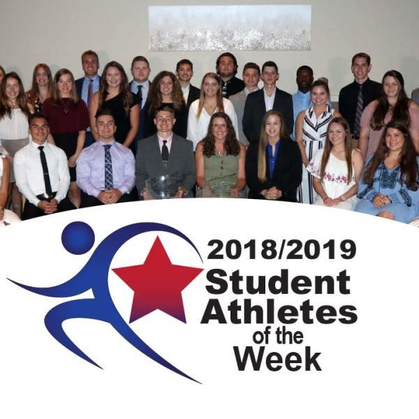 2018 2019 Student Athlete Banquet