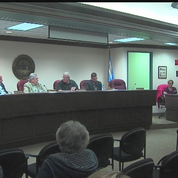 June 10 Boardman Township trustees meeting