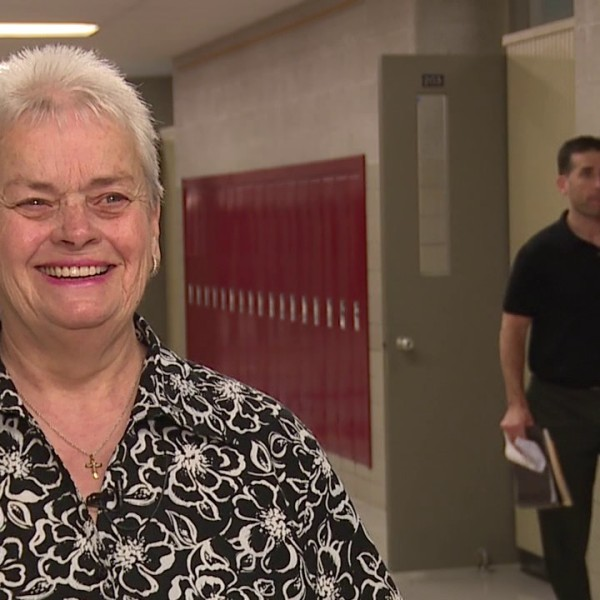 Nancy Shugart, Cardinal Mooney teacher