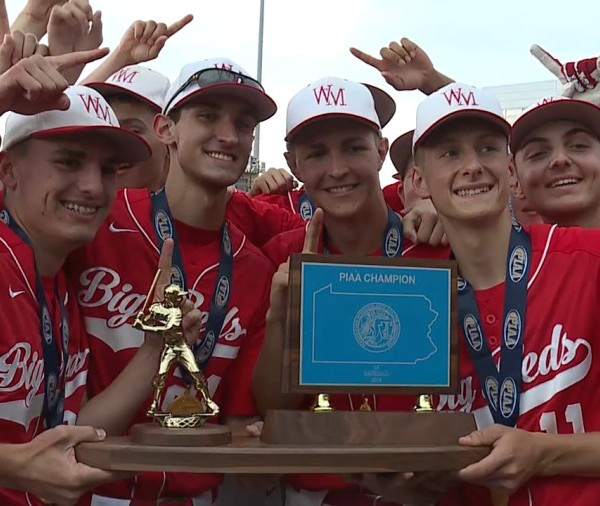West Middlesex Baseball state champions