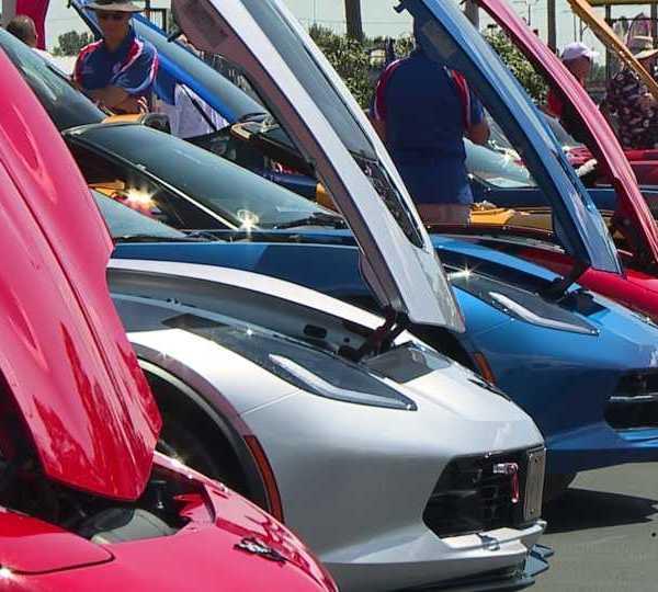 Austintown Corvette Show