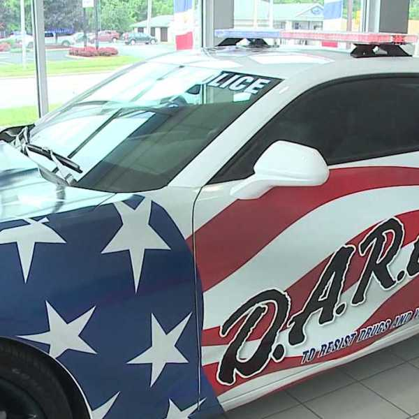 Austintown DARE Car