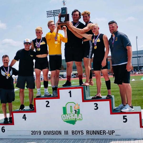 Division III Boys Runner-Up