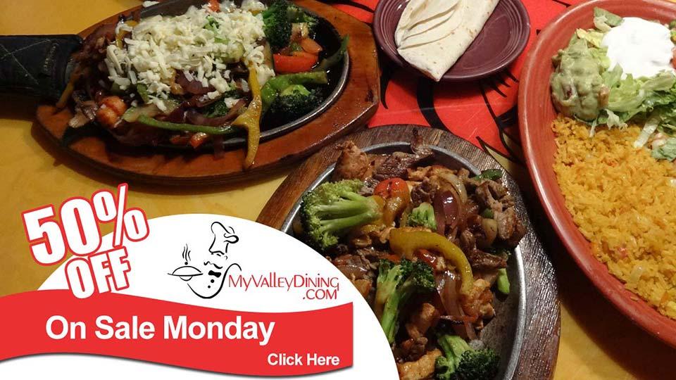 Los Gallos On Sale Monday Dining
