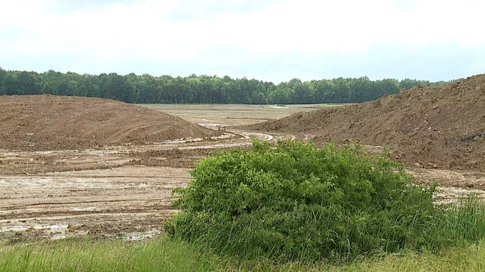 TJX HomeGoods warehouse land in Lordstown