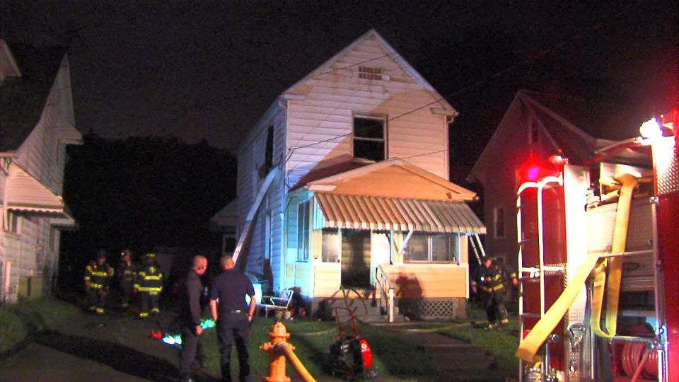 Red Cross called to fire on Youngstown's west side
