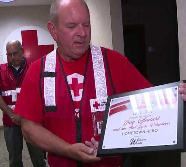 Hometown Hero Gary Offerdalh