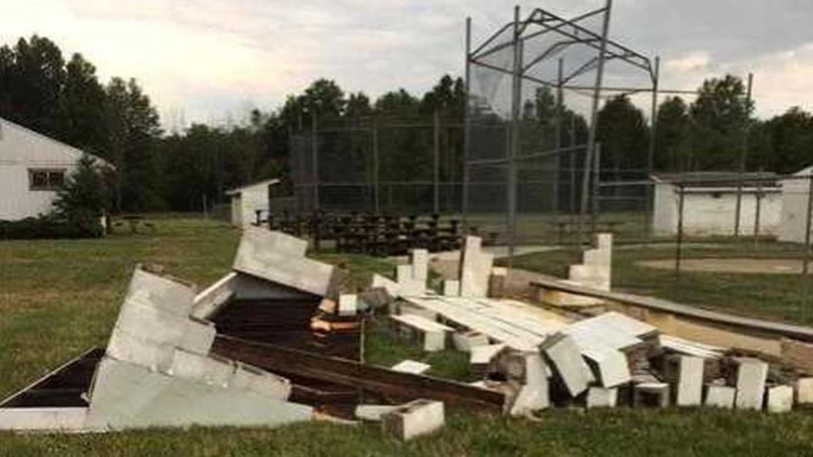 Berlin Township storm damage
