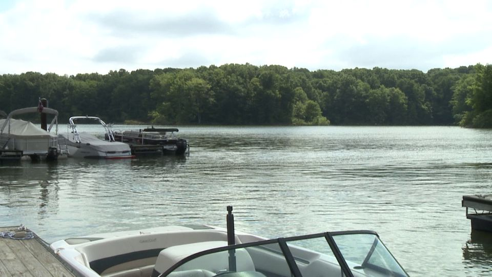 Boating water levels at West Branch and Lake Milton