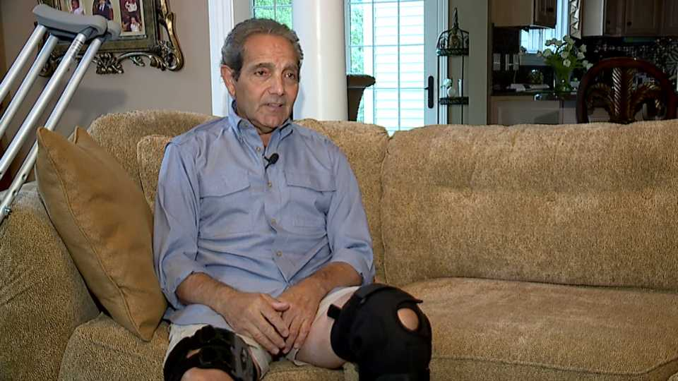 Dominic Tocco broke both of his legs and is forced to sit out for most of Youngstown's festival season