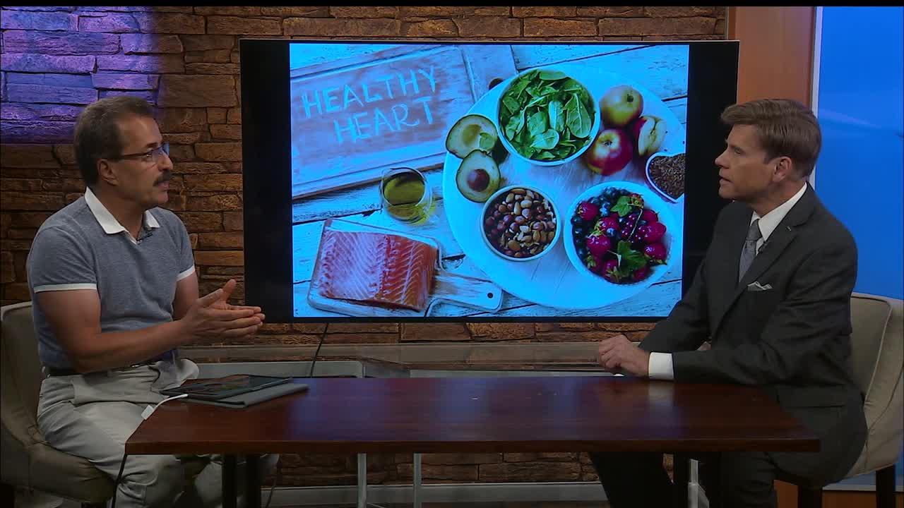 Dr. Shayesteh - Healthy Heart