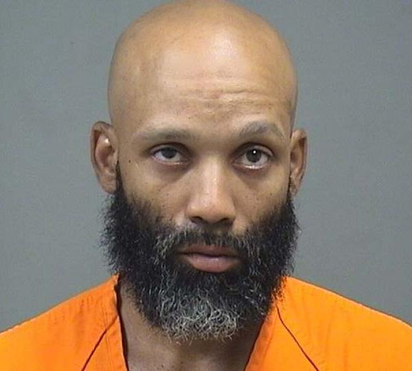 Keith Burley, suspect in deadly stabbing in New Castle, Pennsylvania.